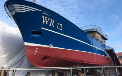 WR-12 EMMA en WR-212 Rein Willem